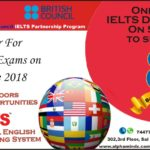 IELTS in Goa