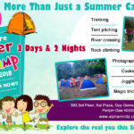 summer camp in goa